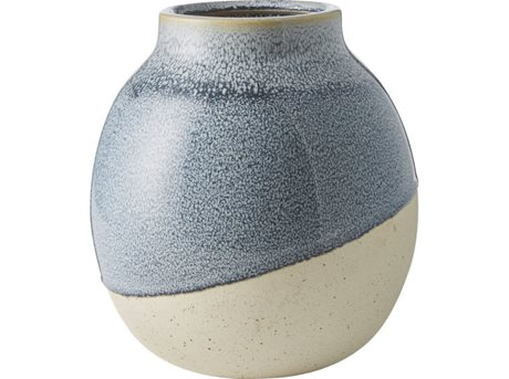Image of   A Simple Mess Vase Aegean blue 20 cm