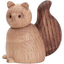 Andersen Furniture Træfigur Squirrel Small