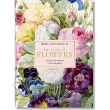 Bog: Redouté. Book of Flowers – 40th Anniversary Edition - Af H. Walter Lack