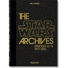 Bog: The Star Wars Archives. 40 Series - Af Paul Duncan