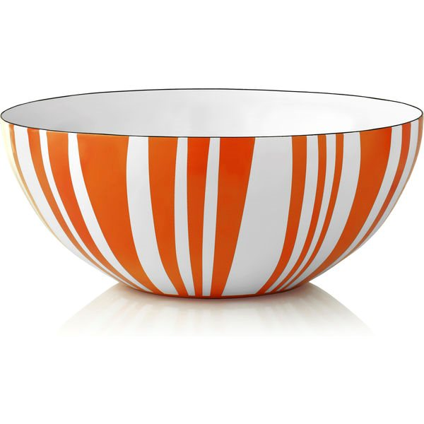 Cathrineholm Stripes Skål Orange 30 cm 1 stk.