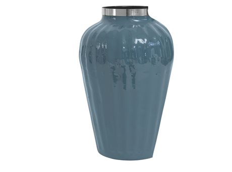 Image of   Cozy Living Vase Petrol 30 cm