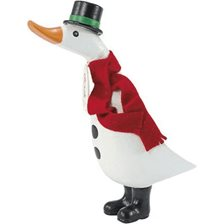 Edo Duck Figur Snemand And