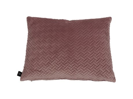 Image of   EightmoodTwine Pude H 34 x L 45 cm - Pink