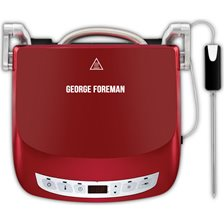 George Foreman Evolve Grill m. Deep-pan