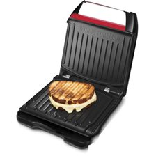 George Foreman Steel Family Grill
