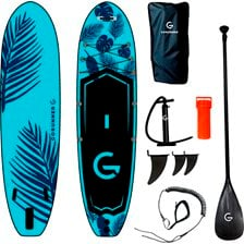 GoRunner Sup Flower Stand-Up-Paddleboard - 8 dele