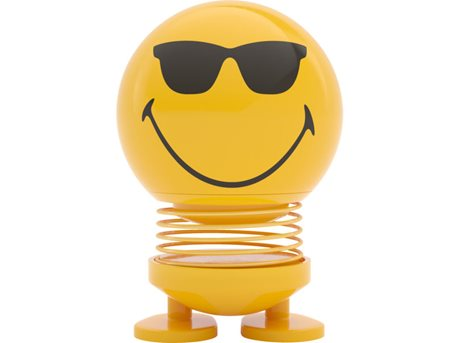 Image of   Hoptimist Figur Baby Smiley Cool Plastik Gul