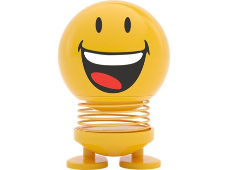 Image of   Hoptimist Figur Baby Smiley Joy ABS-plastik Gul