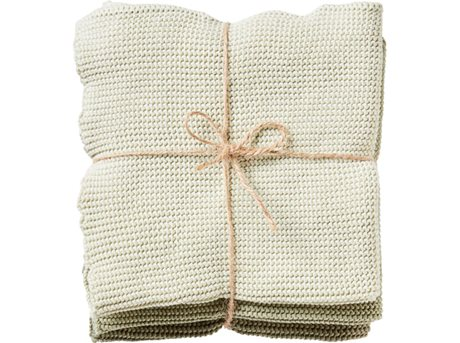 Image of   Imerco Home Karklud Dusty green 30 x 30 cm 3 stk.