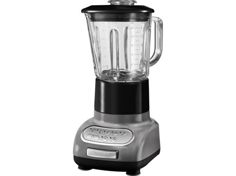 Image of   KitchenAid Artisan Blender Medallion Silver