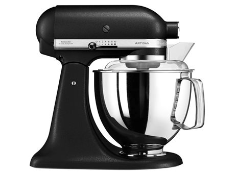 Image of   KitchenAid Artisan Røremaskine Rustik sort