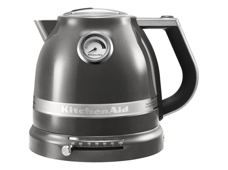Image of   KitchenAid Elkedel Medallion Silver