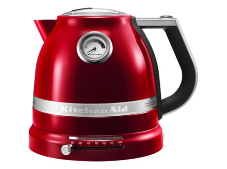 Image of   KitchenAid Elkedel Rød Metallic 1,5 l