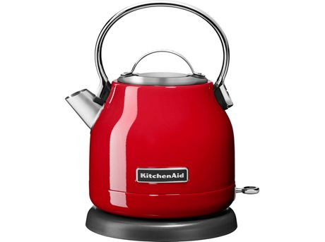 KitchenAid Elkedel Rød