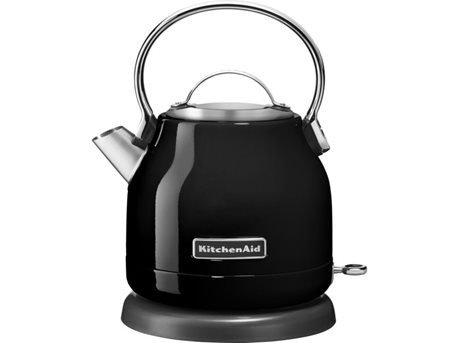 Image of   KitchenAid Elkedel Sort 1