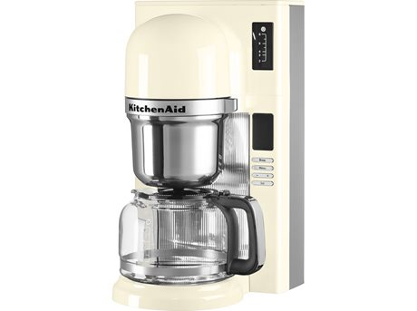 Image of   KitchenAid Kaffemaskine Creme