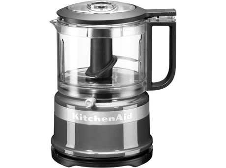 Image of   KitchenAid Minihakker Contour silver