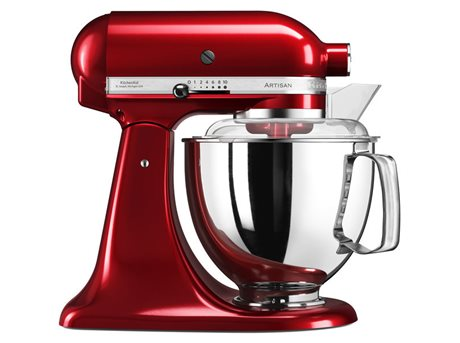 Image of   KitchenAid Røremaskine med vippehoved Artisan 5KSM175.