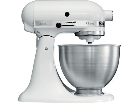 Image of   KitchenAid Røremaskine med vippehoved Classic 5K45SSEW.