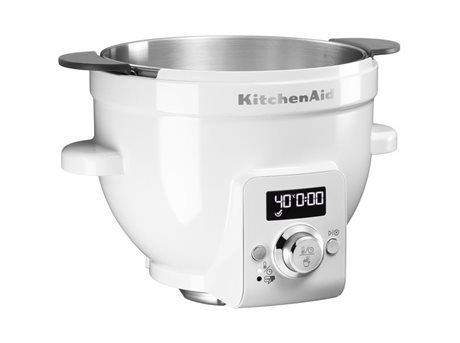 Image of   KitchenAid Varmeskål Hvid