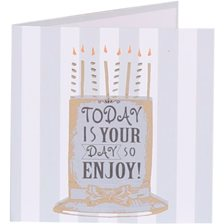 Kort Today is Your Day so Enjoy