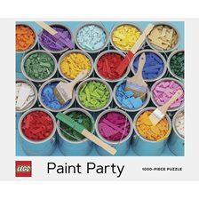 Lego Farve Party Puslespil