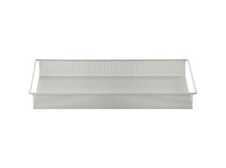 METAL TRAY - GREY - SMALL