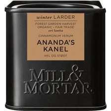 Mill & Mortar Ananda Kanel