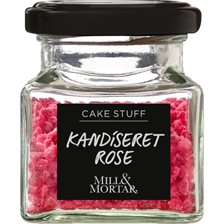 Mill & Mortar CakeStuff Kandiseret Rose