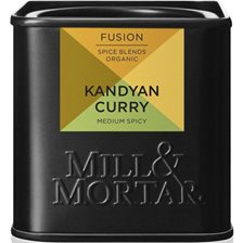 Mill & Mortar Kandyan Curry Krydderiblanding