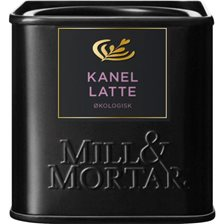 Mill & Mortar Kanel Latte