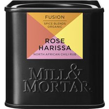Mill & Mortar Rose Harissa Chilirub