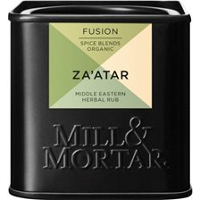 Mill & Mortar Za'atar