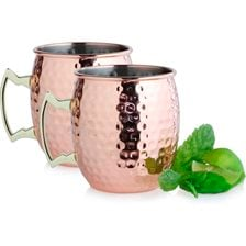 Mixology by CASA Living Moscow Mule Krus - 2 stk.