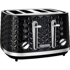 Morphy Richards Vector 4-slice Toaster