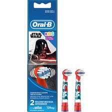 Oral-B Disney Star Wars 2 Tandbørstehoved - 2 stk.