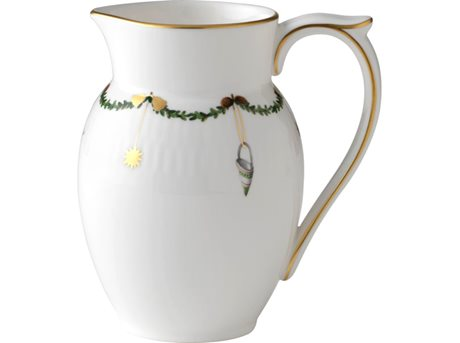 Image of   Royal Copenhagen Stjerne Riflet Jul Kande 39 cl