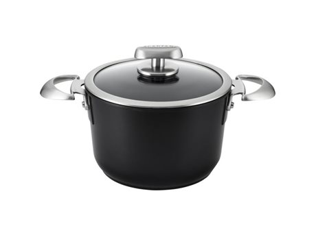 Image of   Scanpan Gryde Sort 3,2 l