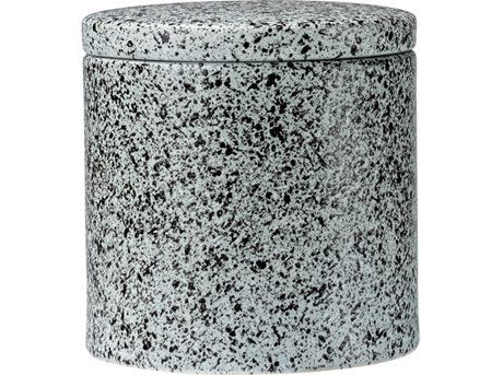 Image of   Södahl Clean Bath Krukke med låg Ice pebbles 9 cm