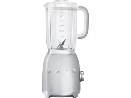 Image of   SMEG Blender Sølv