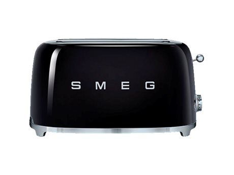 Image of   SMEG Brødrister Sort