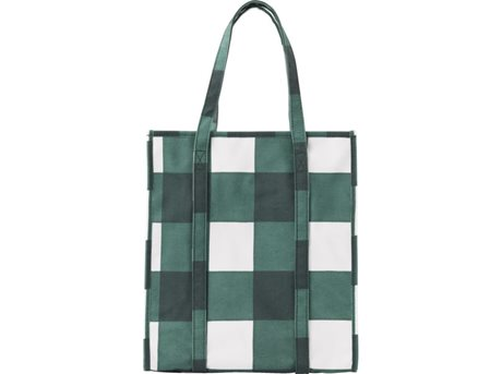 Image of   Tivoli Mega Check Shopping Bag H 36 x B 30 xL 18 cm - .