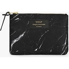 Wouf Black Marble Pung Lille